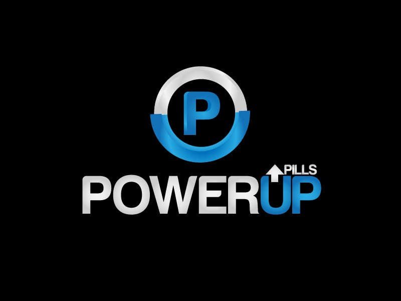 #205 for Logo Design for Power Up Pills by rraja14