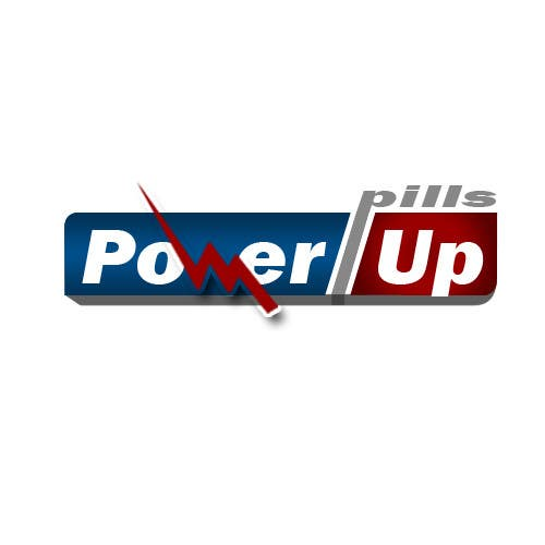 #230 for Logo Design for Power Up Pills by damirruff86