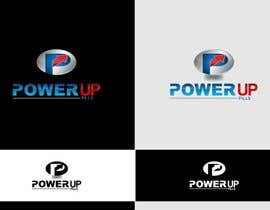 nº 288 pour Logo Design for Power Up Pills par ifulfreeds