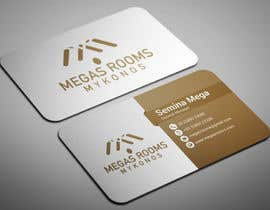 #44 for Design 2 Business Cards (logos & info attached) by smartghart