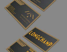 #59 for Design 2 Business Cards (logos & info attached) by WillPower3