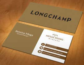 #64 for Design 2 Business Cards (logos & info attached) by shahajulislam360