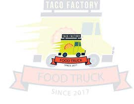 nº 1 pour Design a cartoon/logo of a foodtruck par hiruchan