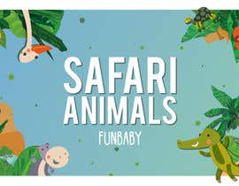 #17 for Fun Baby Themed Website Background Illustrations by pedroeira6