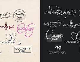 #114 for Design a Logo   Country Girl by AVisualDesigner