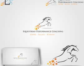 nº 4 pour Logo Design for Equestrian Performance Coaching par syednaveedshah