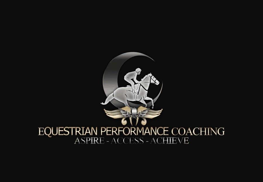 Bài tham dự cuộc thi #                                        124                                      cho                                         Logo Design for Equestrian Performance Coaching