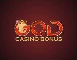 nº 110 pour Logo Design for God Casino Bonus par vidyag1985