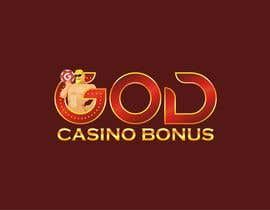 nº 99 pour Logo Design for God Casino Bonus par vidyag1985