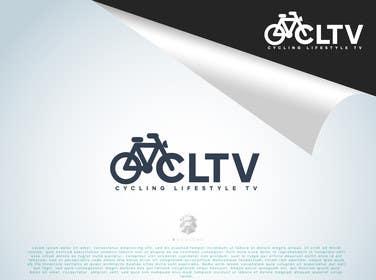 #78 for Design a Cycling Lifestyle TV logo by mariusadrianrusu