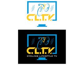 #89 for Design a Cycling Lifestyle TV logo by happychild