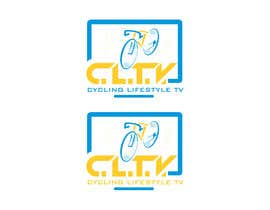 #93 for Design a Cycling Lifestyle TV logo by happychild