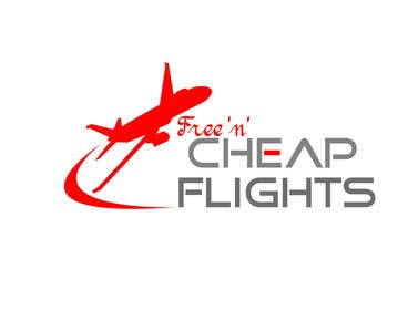 #12 for Design a Logo for Free n Cheap Flights by Bigboss29