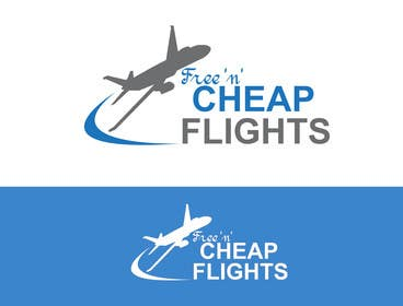 #25 for Design a Logo for Free n Cheap Flights by Bigboss29