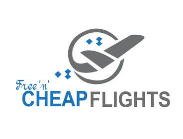 #27 for Design a Logo for Free n Cheap Flights by Bigboss29