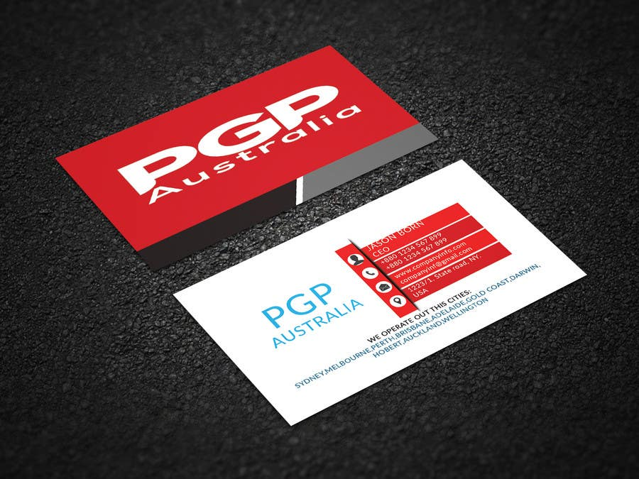 Proposition n°366 du concours Design some Business Cards for Recruitment Company