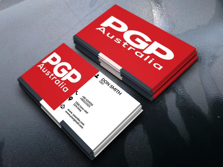 Proposition n°16 du concours Design some Business Cards for Recruitment Company