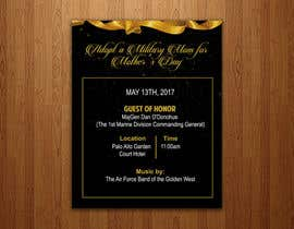 #25 for Military Mothers Day Flyer Template by sairalatief