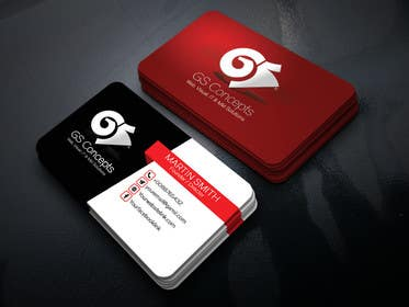 #7 for Make a creative business cards for our agency by sabbir049