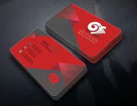 #142 for Make a creative business cards for our agency by freelancepervez