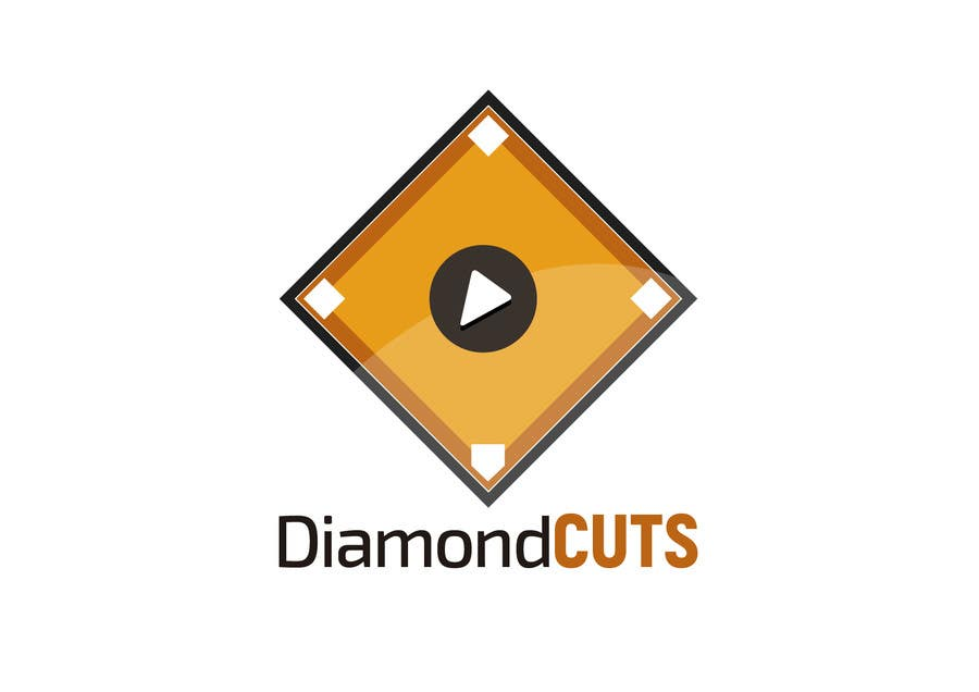 Proposition n°13 du concours Company Logo - DiamondCuts - Ideas and quality vector needed