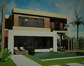 #45 for VILLA CONCEPT DESIGN by Zafararain