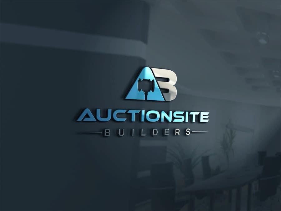 Proposition n°87 du concours Create logo for Auctionsite.builders