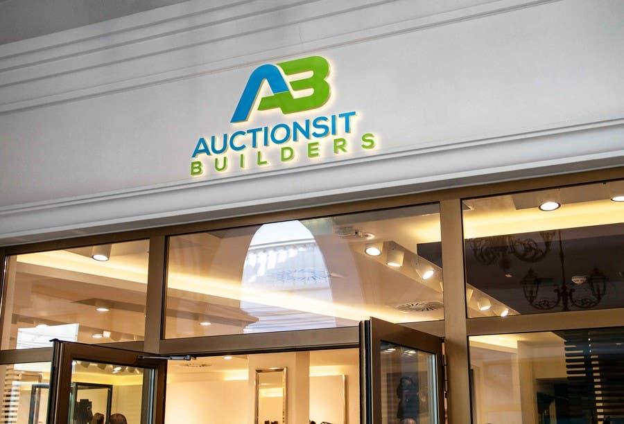 Proposition n°86 du concours Create logo for Auctionsite.builders