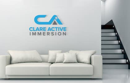 #25 for Design a Logo for Clare Active Immersion by Diamondhand