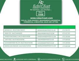 nº 33 pour Simple easy RR Flyer par Taravsmemo