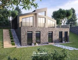 nº 17 pour Realistic renderings...two images for exterior building par wpurksaja