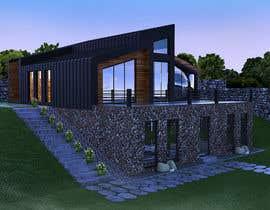 nº 24 pour Realistic renderings...two images for exterior building par AleksandrRus1991