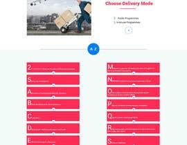 #11 for Design a Website Mockup by alpha2alpha