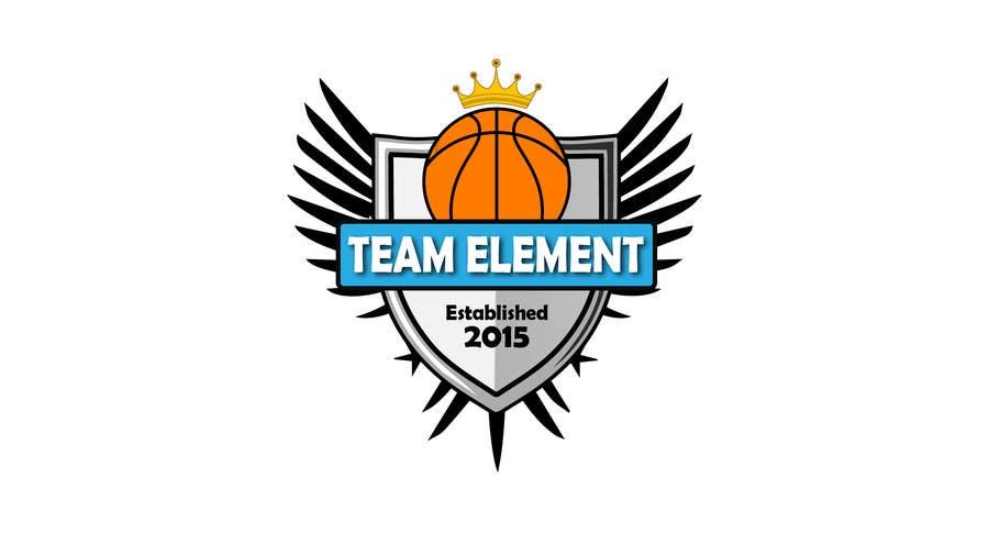 Proposition n°24 du concours Design a Logo For Basketball Team2