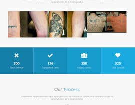 #4 for Premium Tattoo Removal Website by SALESDGWEB