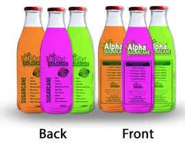 nº 28 pour Bottle Label Design par ariamul123