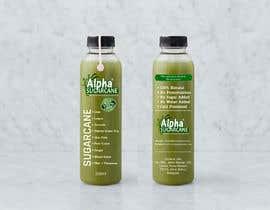 nº 25 pour Bottle Label Design par aaditya20078