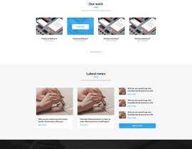 Nro 14 kilpailuun Design website mockups for translation / shop management software käyttäjältä hejven