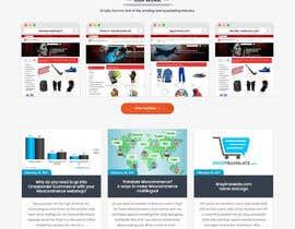 Nro 35 kilpailuun Design website mockups for translation / shop management software käyttäjältä engmao97