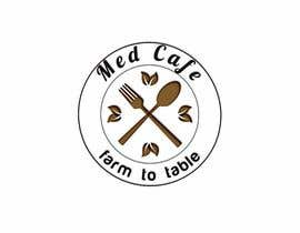 nº 170 pour Logo for Med Cafe par mindreader656871