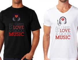 nº 86 pour Design a T-Shirt par marijakalina