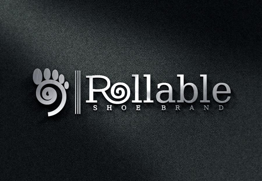 Proposition n°109 du concours Design a Logo for a rollable shoe brand