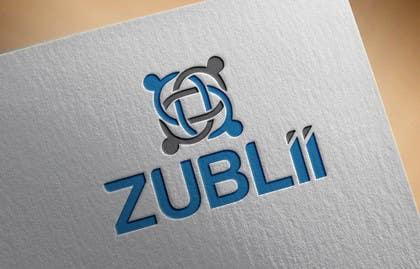 #53 for Change logo off zublii.com by designcr
