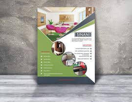 #17 for Tilling company graphic designed information flyer by Mukul703