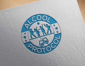 #21 for Logo Design - Alcool Protocol by silentkiller2438