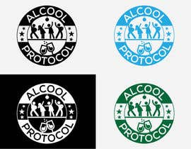#23 for Logo Design - Alcool Protocol by silentkiller2438