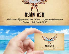 #31 untuk Business Card Design for Ryan Ash oleh junioreed25
