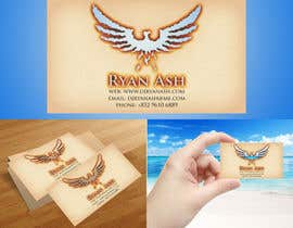 #19 untuk Business Card Design for Ryan Ash oleh junioreed25