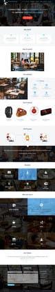 Icône de la proposition n°23 du concours Design a Website Mockup for a new product