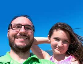 nº 12 pour Photoshop picture with my daughter par marcelomatsumot